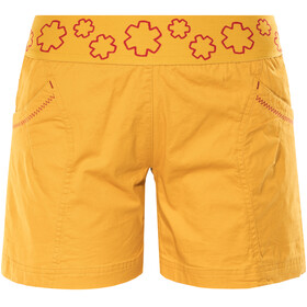 Ocun Pantera Shorts Women Golden Yellow
